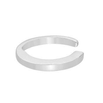 Ear cuff zilver gerhodineerd EIP01-01-00481 8720514750155
